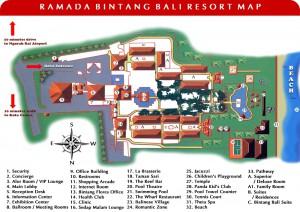 Map Hotel copyemail