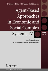 Agent-Based Approaches in Economic and Social Complex Systems IV